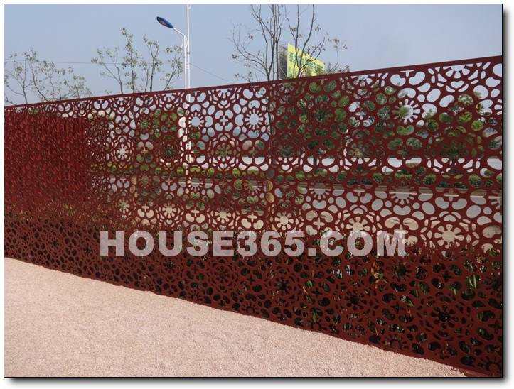 欧式镂空围墙方管