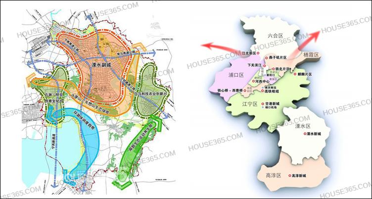 溧水宝塔路地图