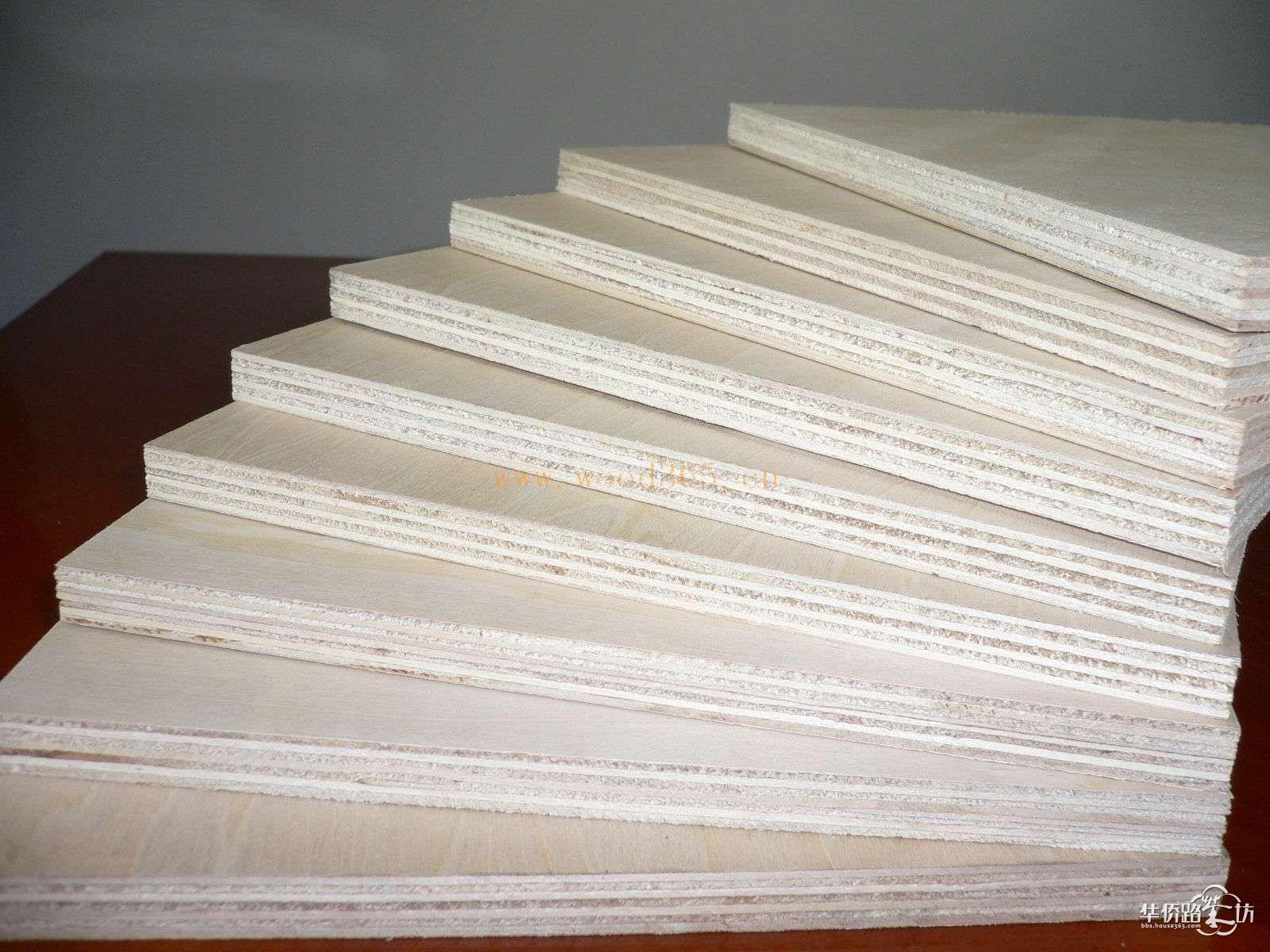 装饰装修各种板材的分类及选择