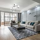 140平方4房2厅2卫北欧风格,全包14.6万
