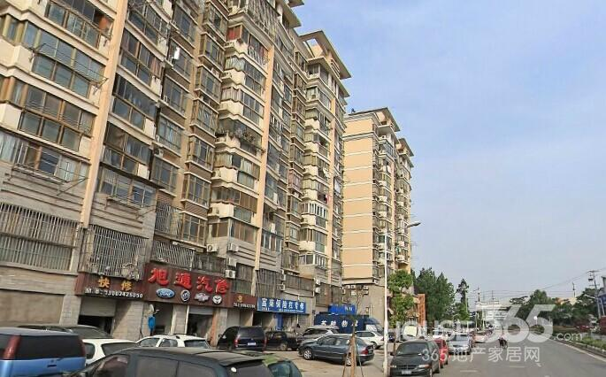 南京二手房出售 秦淮区二手房 洪家园二手房 大明路丽景华庭沿街门面