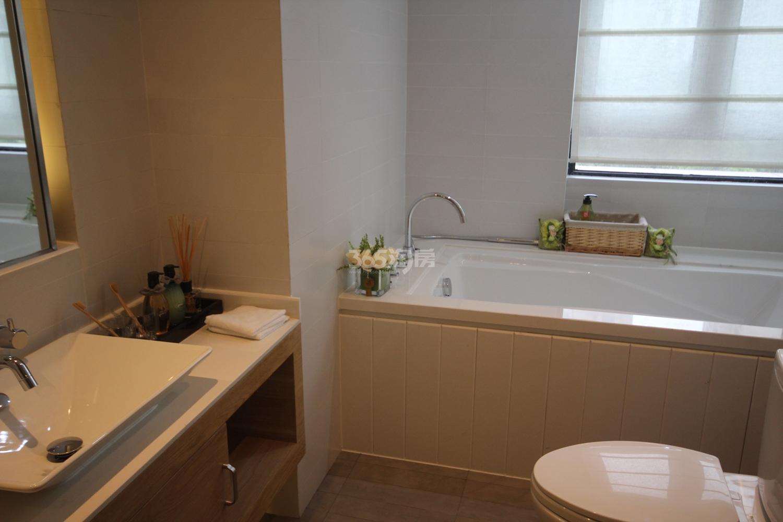 阳光郡项目135方样板房--卫浴间