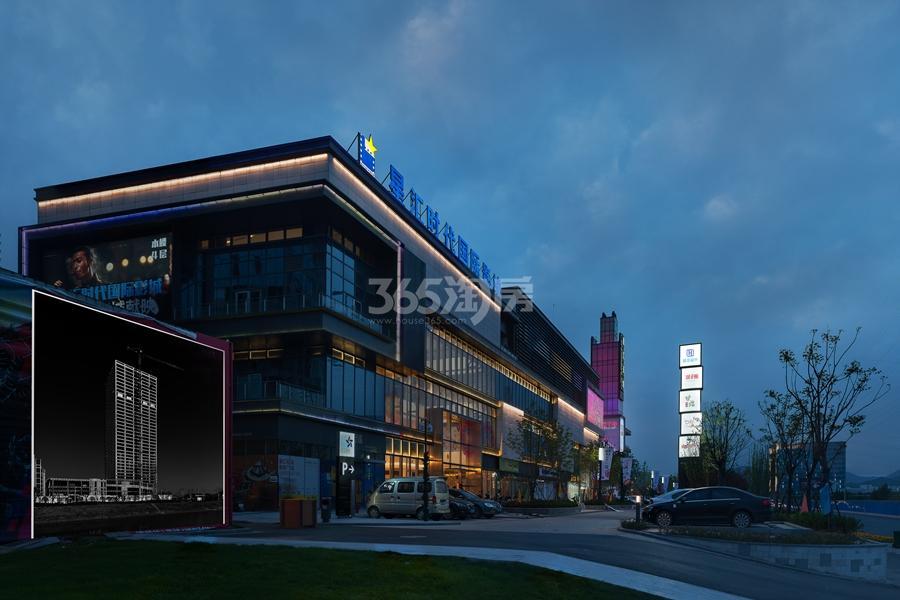 越秀星汇城商业配套星汇时代国际影院实景图