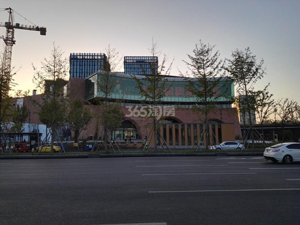 翠屏诚园附近砂之船实景图(10.24)