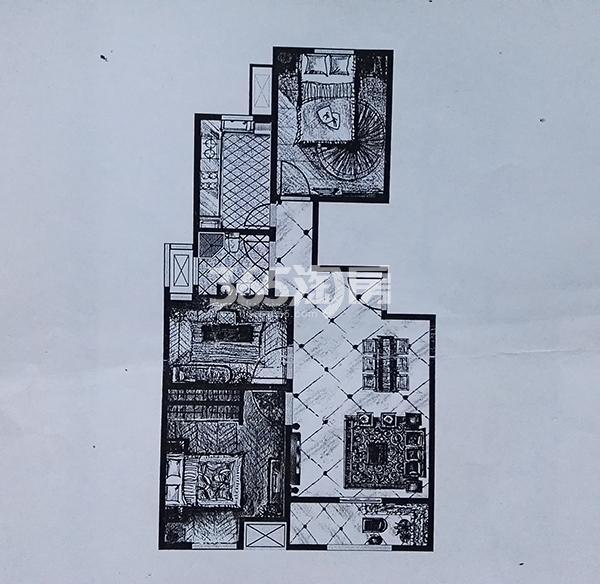 万泰广场户型图