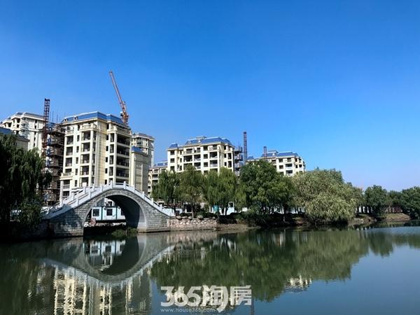 东方蓝海实景图(2016年11月摄)