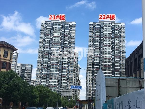 银城尚锦城实景图