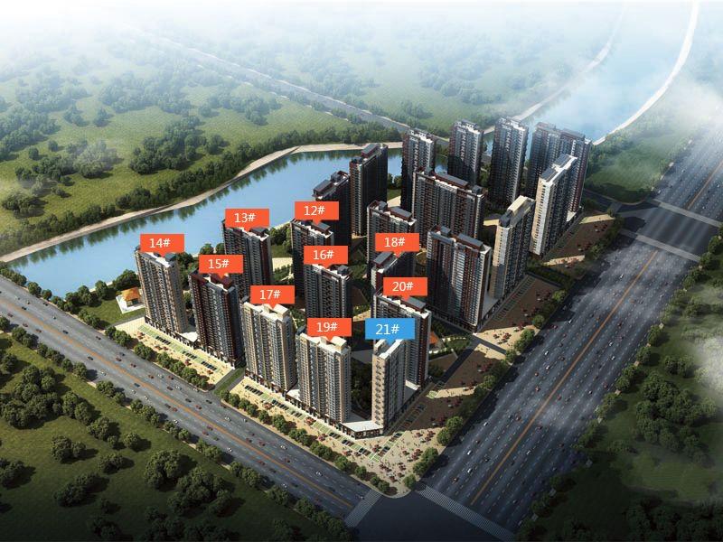 香湾青城2期